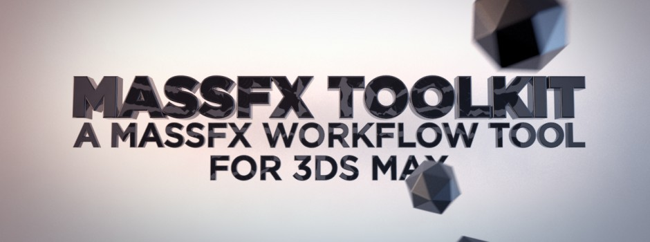 NYC Max User Group | A&G Tool Company releases MassFX Toolkit